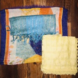 Accessories - Set of Three Scarves 🧣